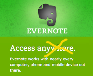 how to use evernote 2016